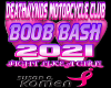 ~Boob Bash 2021~