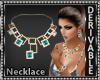 Multi-Gem Necklace