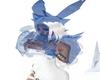 Female Blue Demon Shadow