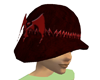 Gothic Flapper Hat