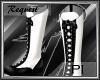 PI: White Wrestling Boot