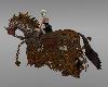 Nightmare Battle Horse