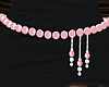 Pink Pearl Belly Chain