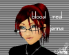 Blood Red Jenna