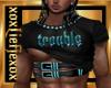 [L] TROUBLE Top M