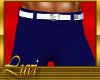 LUVI POLO BLUE PANTS