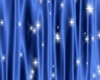 Animated Curtains Blue