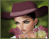 LS~Frozen Rose Hat