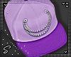 !!S Snapback Purple