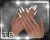 [TB] sheri Cream Nails