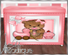 BABY GIRL TEDDY TRUNK