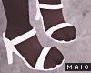 🅜 PINKU: paw heels