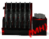 {MH} Armory Gun Rack