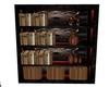 rav's steampunk bookcase