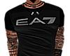 E7 T-shirt EA7