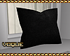 [V] Black Pillow