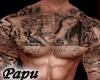 ♂ Muscle + Tatoo 13