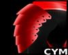 Cym Red Bleez shoulder L