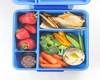 Blue Kids Lunch Box