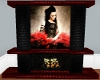 SG Fire Place Red