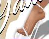 YYY Diamond Heels WHITE