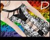 {D} Sexy Pins Dress