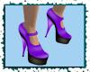 xAx ~ Mega Heels Purple~