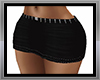 black mini skirt RLL