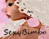 ! SXY BBYPINK EARRING