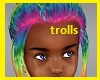 kids Troll Party eyes