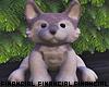 Baby Wolf Plush
