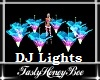 Flower DJ Lights RainBow