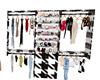 Clothes Shelf
