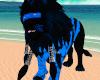 Polynesian Lion Blue