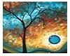 chilled horizon painting