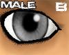 [B] Night Gray eyes