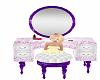 scaled vanity purple 40%