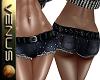 ~V~ Jean Shorts -Stars
