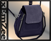 MZ - Suede Bag Blue