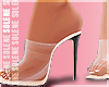s | Clearly Black Pump