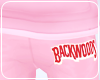 Backwoods Pink Sweats
