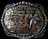 rodeo buckle