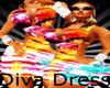 Diva Dress Thickoria