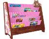 Little girls Bookshelf