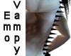 xEVx Blk Back Spike [M]