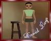 [DL] Wood Stool
