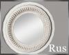 Rus: RH Round Mirror REQ