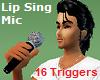 NL-Lip Sing Microphone M