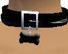 Cute Dog Tag w/Collar