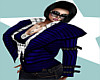 Boss~Wool Jacket BL